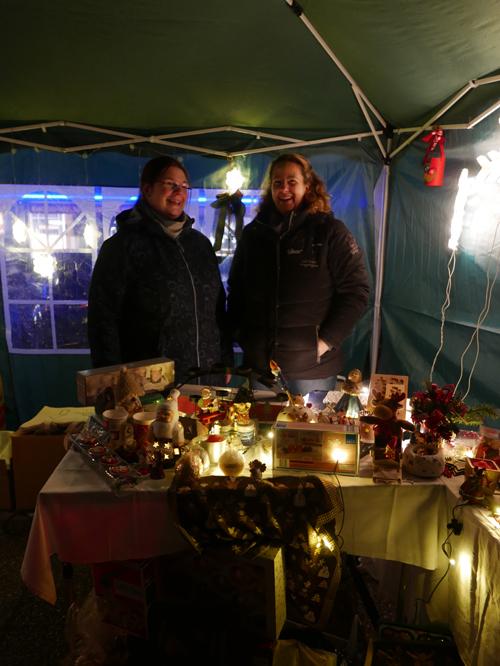 Weihnachtsmarkt in Heeren-Werve war ein voller Erfolg