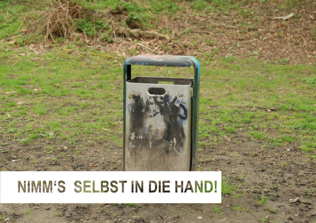 Aktion Frühjahrsputz am 16. März 2019 in Heeren-Werve