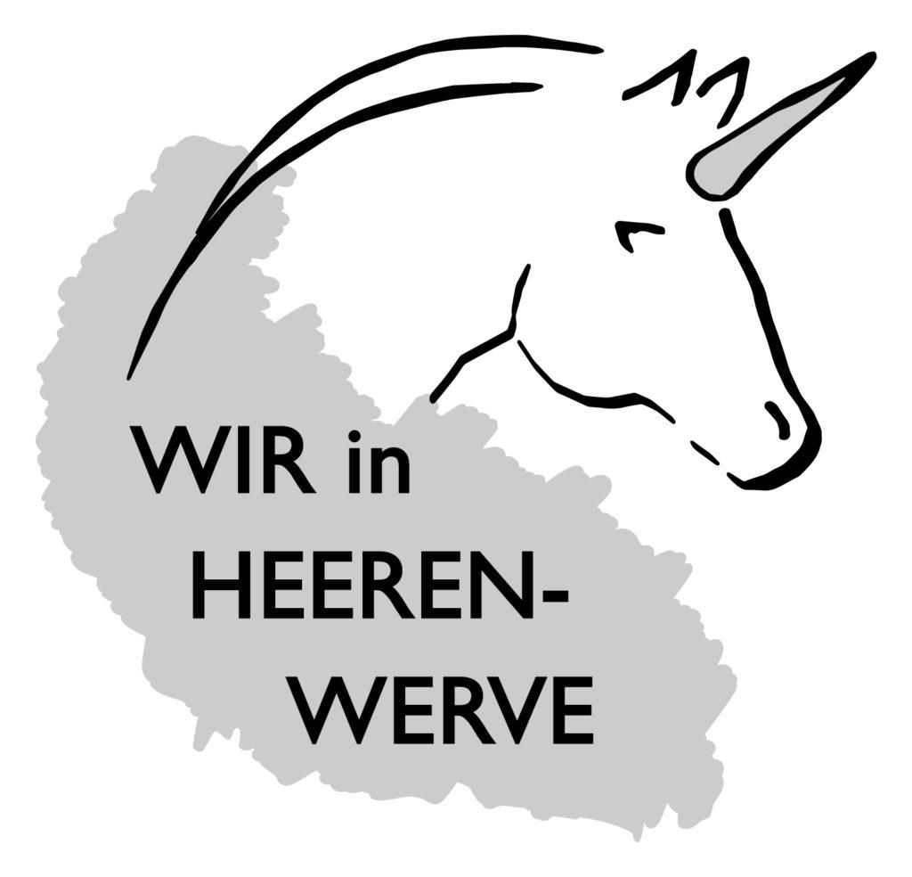 """Heimat- und Gewerbeverein """"Wir in Heeren-Werve"""" mit neuem Logo"""
