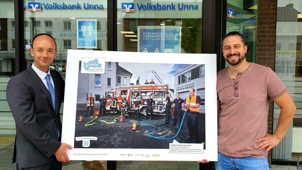 """Fotoausstellung """"Das ist Heeren-Werve"""" in Schaufenstern und Geschäften"""